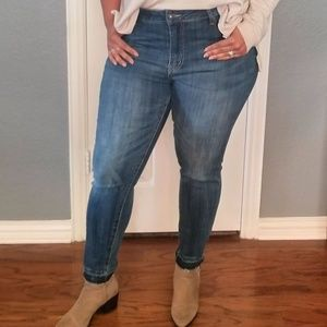 Denim - Women''s Plus Size Skinny Jeans